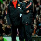 Louis van Gaal and Ryan Giggs will be happy with today's draw