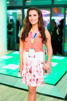 Holly Carpenter pictured at The Unilever Personal Care Summer Festival at The Morrison Hotel, Dublin