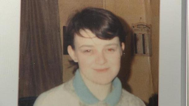 Sandra Collins was 28 when she disappeared in 2000