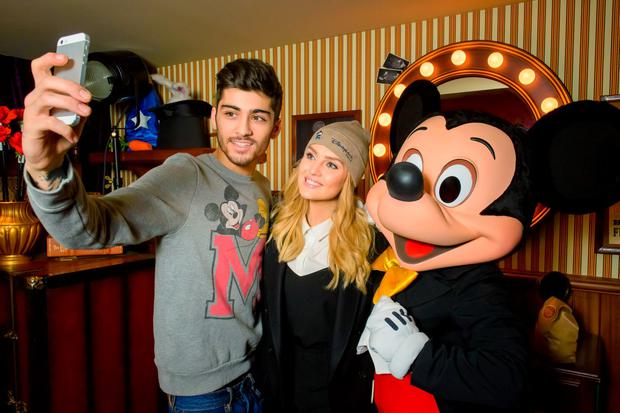 End of a fairytale: Zayn has taken a new direction with fiancee Perrie