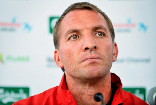 In a new book, Brendan Rodgers has spoken openly about the pressure of management while being in the public eye