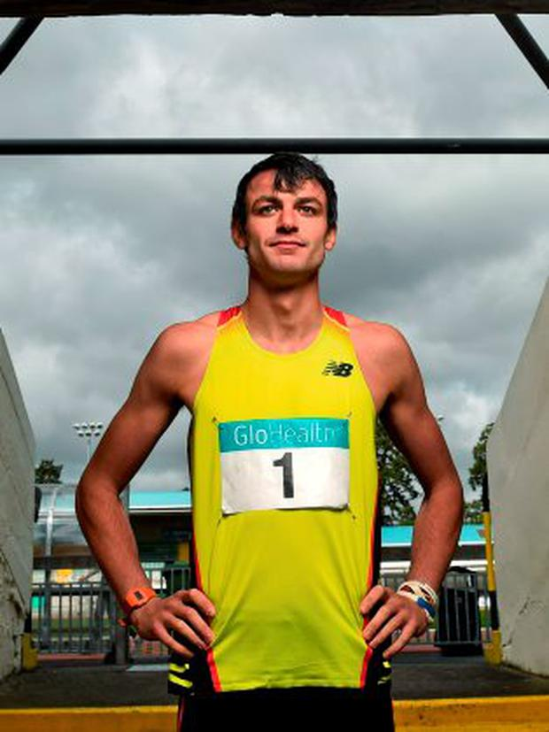 Thomas Barr is hoping to put his injury problems behind him