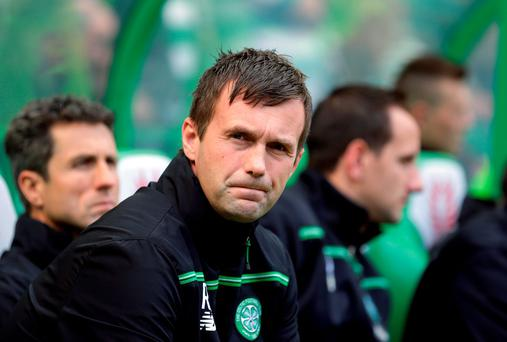 Ronny Deila, whose preference was to succeed Neil Lennon at Celtic Park