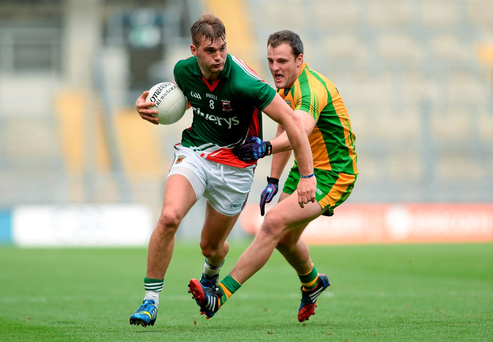 The battle between Aidan O'Shea and Michael Murphy is likely to prove crucial to tonight's encounter