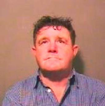 John Jack Davis, of Sandy, Bedfordshire, who has been jailed after shooting a ball bearing from a catapult into the neck of a fellow drinker in a pub toilet. Photo: Bedfordshire Police/PA Wire