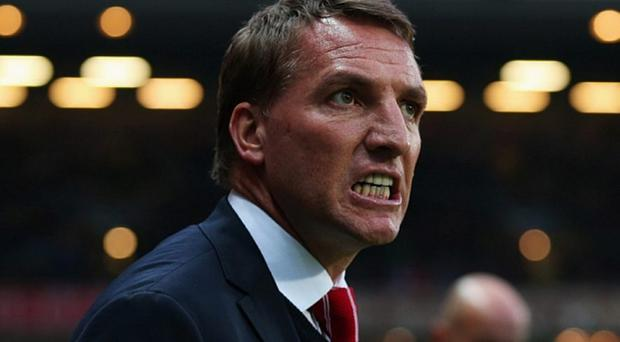 Brendan Rodgers Photo: 2015 Getty Images