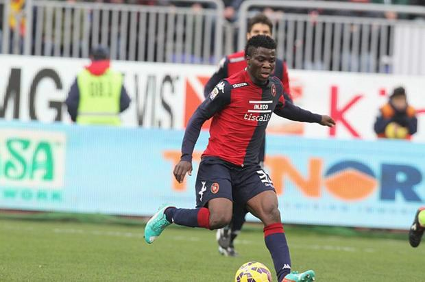 Donsah may snub Tottenham for a move to Chelsea. Photo: Getty