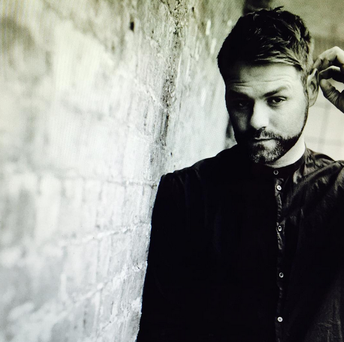 Brian McFadden shared his new album artwork