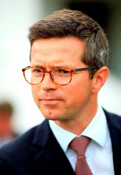 Roger Varian's Intilaaq continued his progression with an all-the-way win in the Betfred Rose Of Lancaster Stakes at Haydock.