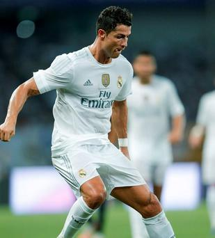 Cristiano Ronaldo of Real Madrid discusses what makes him tick off the pitch