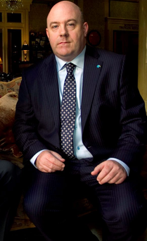 David Hall, Director of the Irish Mortgage Holders Organisation