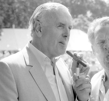 THE WORLD WAS HIS LOBSTER: George Cole