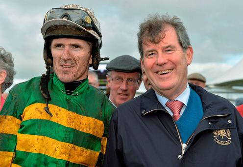 BIG BASH: JP McManus threw a monster retirement party for pal and jockey AP McCoy