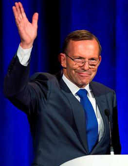 CHANGES: Tony Abbott is Prime Minister of Australia