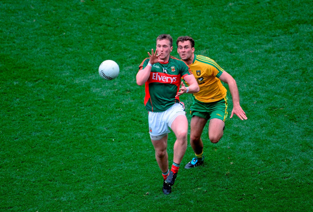 Mayo's Cillian O'Connor