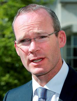 Simon Coveney, Minister for Agriculture, Food, Defence and the Marine