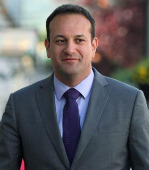 Minister for Health Leo Varadkar