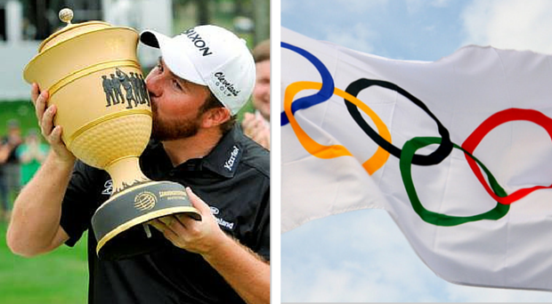 Shane Lowry is desperate to make it to Rio