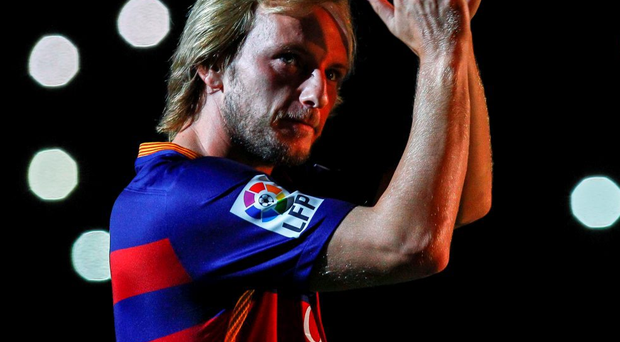 Ivan Rakitic has enjoyed huge success since moving to Barcelona