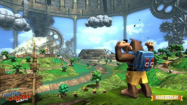 Rare Replay: Contains 30 titles include Banjo-Kazooie - Nuts and Bolts
