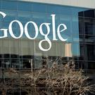 Google's headquarters in Mountain View, Calif. Google on Monday, Aug. 10, 2015 announced it is changing its operating structure and will become part of a holding company called Alphabet. (AP Photo/Marcio Jose Sanchez, File)