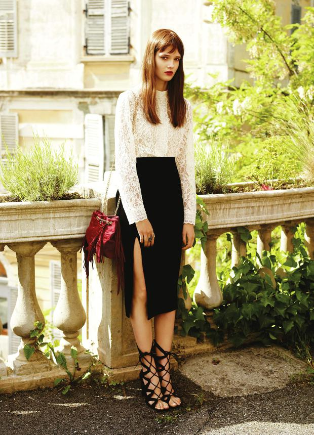 A monochrome look from Penneys' new A/W15 collection