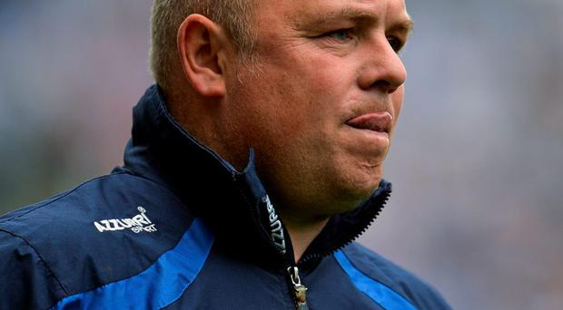 Waterford manager Derek McGrath aims to solve the team's goal issue next year