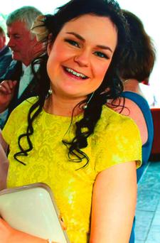 Young nurse, Karen Buckley, is remembered in her home place of Mourneabbey for her bright smile, her devotion to her family and her love of the farming community