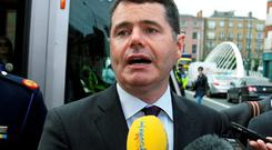 Transport Minister Paschal Donohoe wants more funding