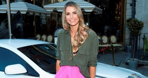 Vogue Williams in 2015