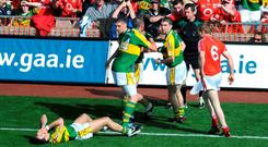 'Tyrone have every right to feel aggrieved. Aidan O'Mahony took a dive when he was tapped in the face by Cork's Donncha O'Connor in an All-Ireland semi-final seven years ago'