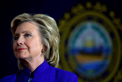 Hillary Clinton has handed over her email server to the FBI