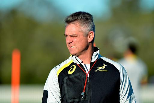 Springbok Coach Heyneke Meyer: 'You're always going to get players that are unhappy if they don't play. I don't look at colour, I look at the best players'