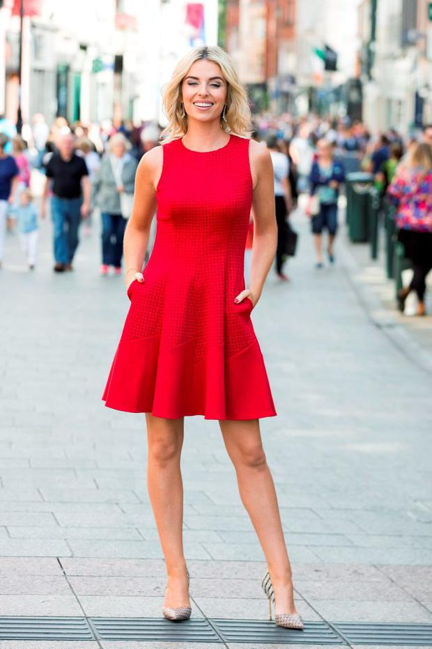 DublinTown has teamed up with Ireland's most stylish lady, Pippa O'Connor Ormond to launch the 2015 Dublin Fashion Festival. Picture: Andres Poveda