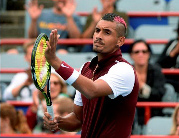 Nick Kyrgios could be in big trouble
