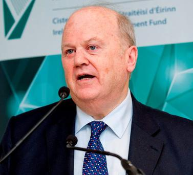 'In his very first Budget, Michael Noonan made it easier for companies to operate in their first three years by extending the exemption from corporation tax'