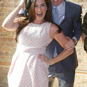Ryan Tubridy and Mairead Ronan (nee Farrell)l. Photo: Damien Eagers