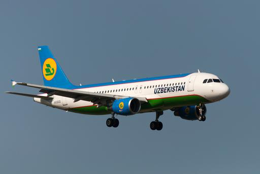 Uzbekistan Airways (File Photo: Deposit)