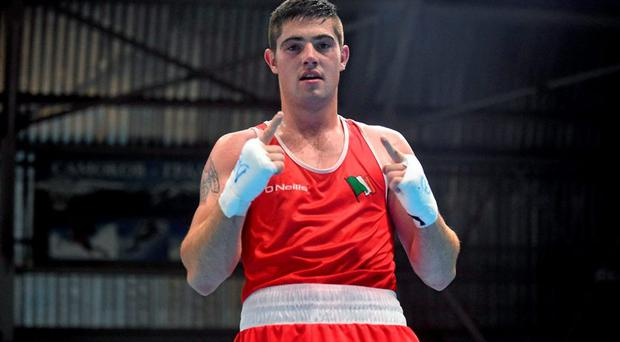 Joe Ward will box for another European gold medal