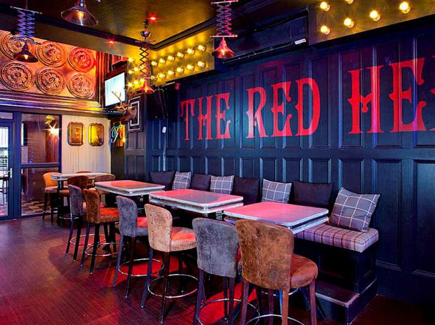 Welcoming: The Red Hen in Limerick is modern and lively yet there's a warm welcoming vibe about the place, homely but not intrusive.