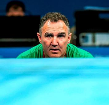 The sight of Billy Walsh at ringside while Irish boxers are winning medals has become as familiar as Kilkenny in Croke Park every September