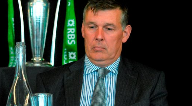 Union chief executive Philip Browne refused to reveal the name of the new benefactors, but said the deal will be worth far less than the €50m reported and will be for a shorter term than the 10 years speculated.