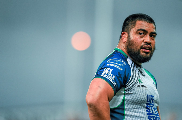 Rodney Ah You got Connacht's only try in a good work-out against Castres in Saint-Affrique last night
