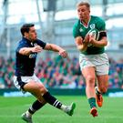 Luke Fitzgerald has retired from rugby