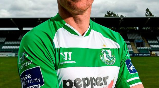 Damien Duff has confirmed that his Shamrock Rovers wages will be donated to two charities