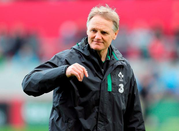 'While Joe Schmidt will not be happy with several aspects of Saturday's game, he won't be displeased that it will reduce some of the hype'