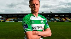 Damien Duff will be the centre of attention at Tallaght Stadium tonight