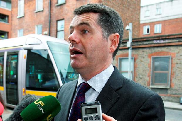 Warning: Transport Minister Paschal Donohoe