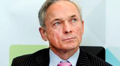 Jobs Minister Richard Bruton said that the company was within its rights to collect any money it is owed from outstanding bills