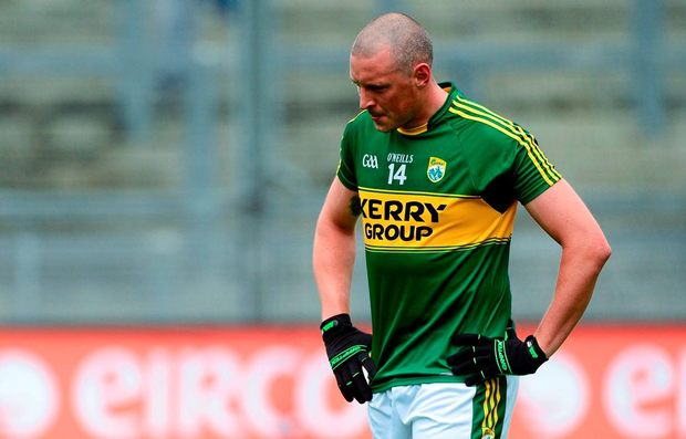 Kerry will look to Kieran Donaghy to cause problems for the Tyrone defence next Sunday